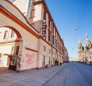 ИПКВ | м. Невский проспект | Парковка