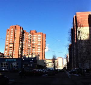 Апартаменты на Комендантском 31/5 | м. Комендантский проспект | Парковка