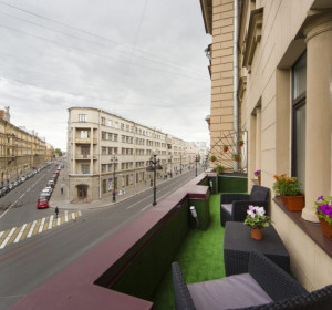 Апартаменты Viva la на Невском - Вива Ла на Невском | м. Площадь Восстания | Wi-Fi