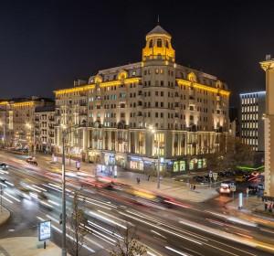 Дизайн-отель Чайковский | м. Маяковская | Wi-Fi