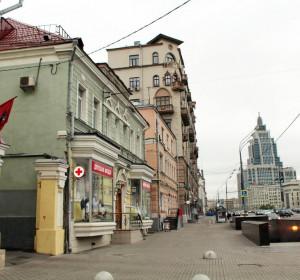 Плед на Самотёчной | м. Цветной бульвар | Wi-Fi