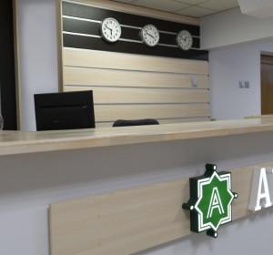 Алмаотель (Almahotel) Домодедово - Отличное расположение