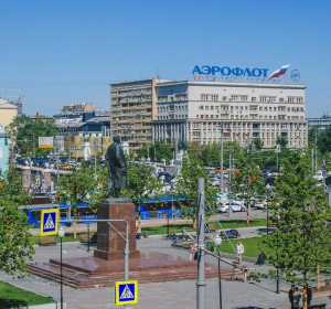 Кустос Тверская - Custos Hotel Tverskaya (Белорусский Вокзал)