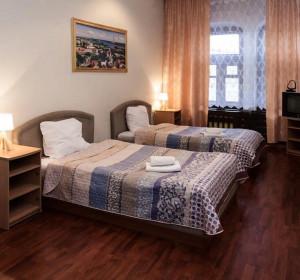 Hotel Old Riga (б. ГородОтель на Рижском)