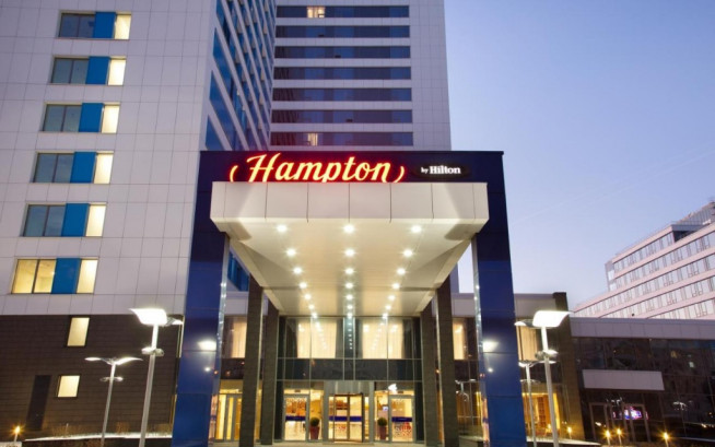 Pogostite.ru - HAMPTON BY HILTON #2