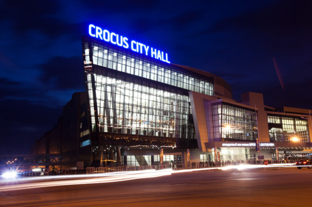 Pogostite.ru - КРОКУС СИТИ ХОЛЛ - CROCUS CITY HALL (на 7000 чел.) #2