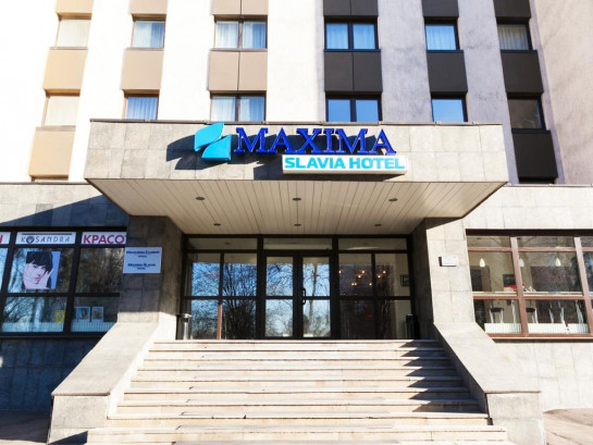 Pogostite.ru - МАКСИМА СЛАВИЯ #2
