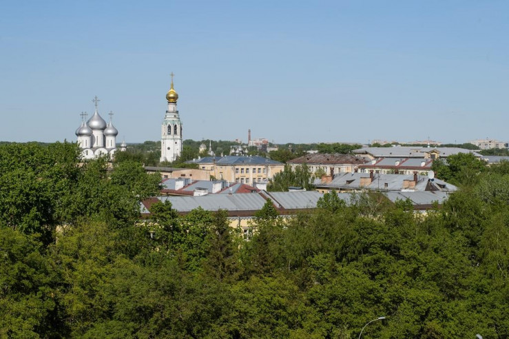 Pogostite.ru - СПАССКАЯ   г. Вологда   в центре   парковка   сауна #6