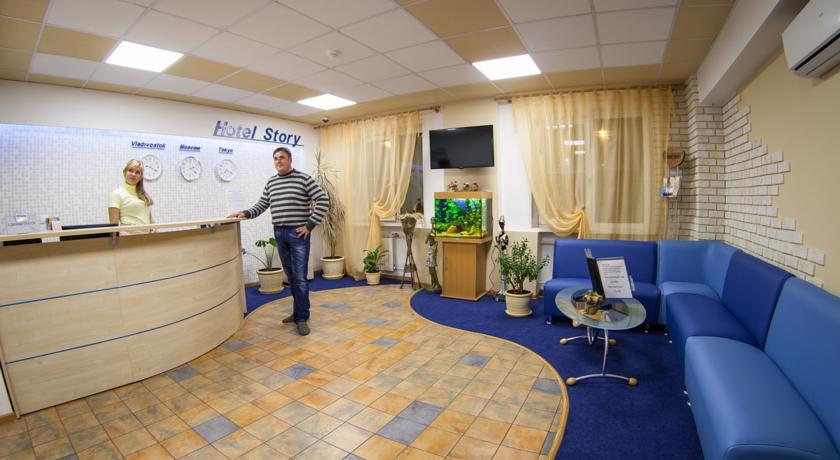 Pogostite.ru - СТОРИ - STORY | г. Владивосток | Амурский Залив | Парковка | Суши-бар #2