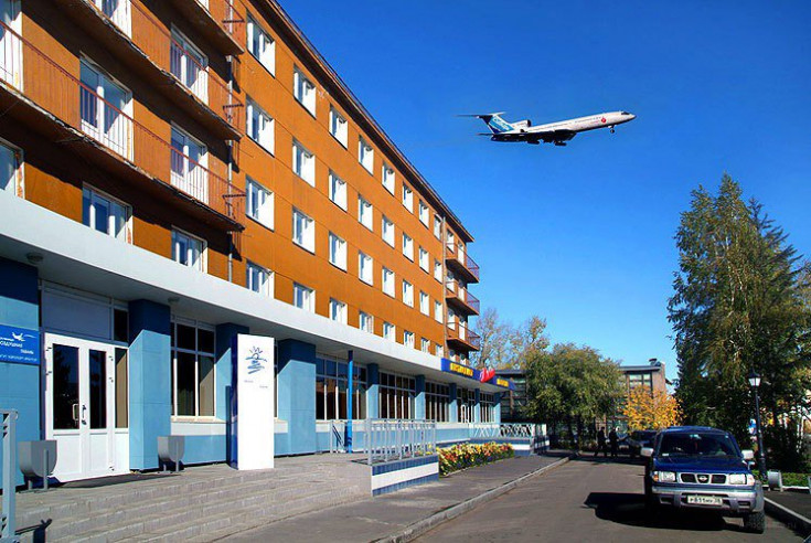 Pogostite.ru - ВОЗДУШНАЯ ГАВАНЬ | г. Иркутск | рядом аэровокзалом | камера хранения #1