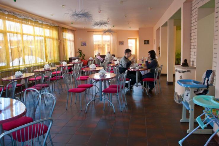 Pogostite.ru - УЛИТКИНО загородный отель (Щёлковский район, дер. Райки) #6