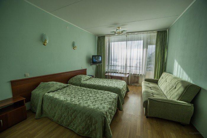 Pogostite.ru - СОЛНЕЧНАЯ ПОЛЯНА пансионат (Новорижское шоссе, Звенигород ) #5