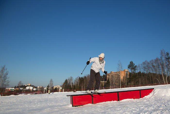 Pogostite.ru - СОЛНЕЧНАЯ ПОЛЯНА | ПОДМОСКОВЬЕ | катание | горнолыжная трасса | покататься | хоккей #3