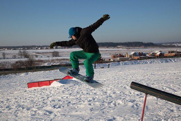 Pogostite.ru - СОЛНЕЧНАЯ ПОЛЯНА | ПОДМОСКОВЬЕ | катание | горнолыжная трасса | покататься | хоккей #4