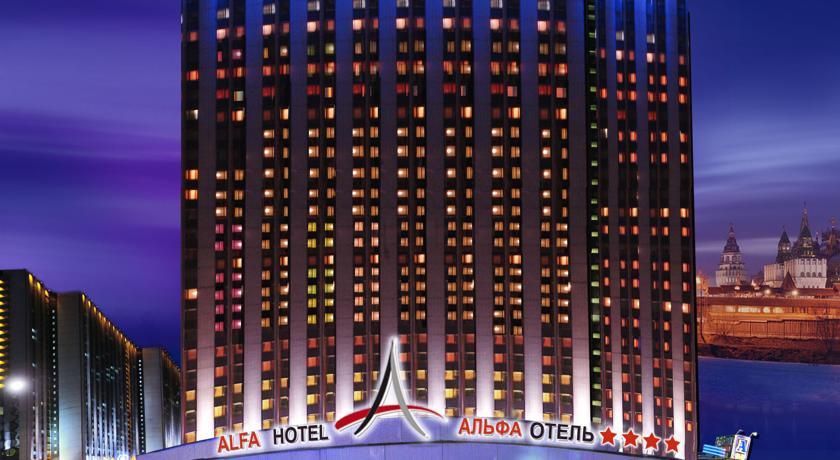 Pogostite.ru - Измайлово Альфа - отель гостиница в Москве #1