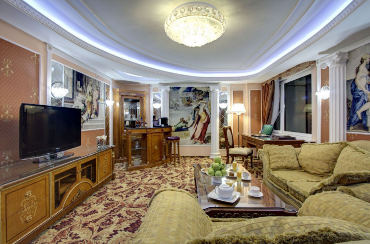 Pogostite.ru - Измайлово Альфа - отель, гостиница в Москве #21