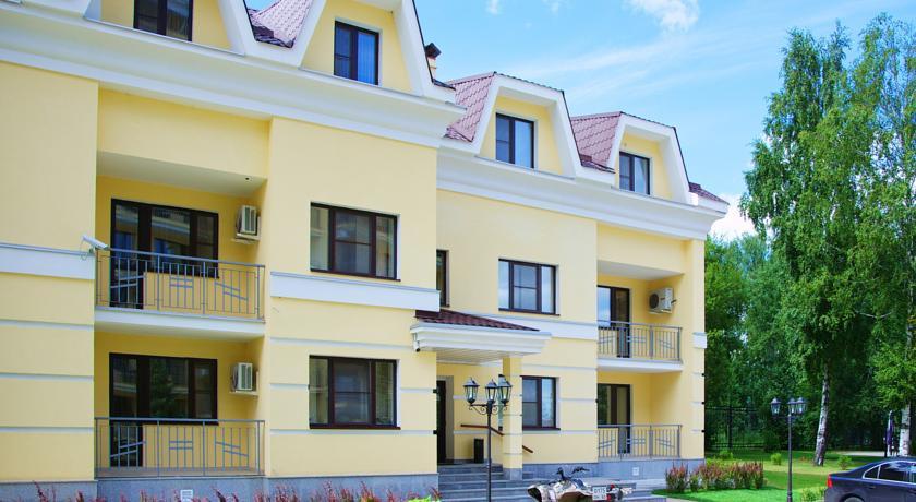Pogostite.ru - МИСТРАЛЬ - MISTRAL | Истра | на берегу озера | термальный бассейн #45