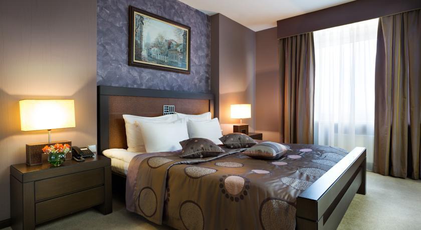 Pogostite.ru - Измайлово Вега - гостиница в Москве, отель BEST WESTERN VEGA #25