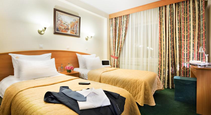 Pogostite.ru - Измайлово Вега - гостиница в Москве, отель BEST WESTERN VEGA #19