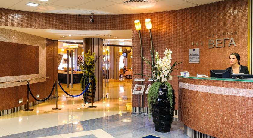 Pogostite.ru - Измайлово Вега - гостиница в Москве, отель BEST WESTERN VEGA #6