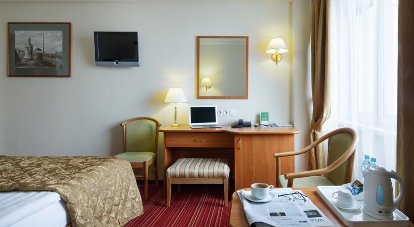 Pogostite.ru - Измайлово Вега - гостиница в Москве, отель BEST WESTERN VEGA #18