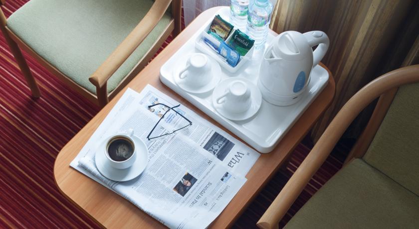 Pogostite.ru - Измайлово Вега - гостиница в Москве, отель BEST WESTERN VEGA #23
