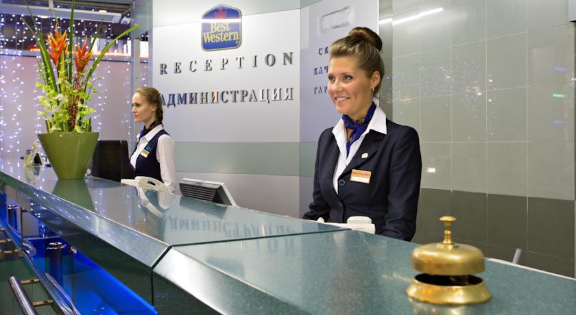 Pogostite.ru - Измайлово Вега - гостиница в Москве, отель BEST WESTERN VEGA #5