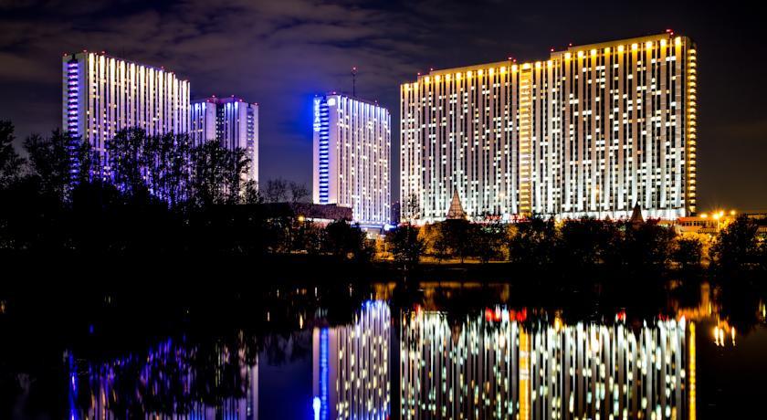 Pogostite.ru - Измайлово Вега - гостиница в Москве, отель BEST WESTERN VEGA #1
