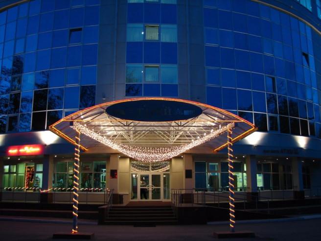 Pogostite.ru - Тарей | Ханты-Мансийск | Сауна | Фитнес-центр | Парковка #3