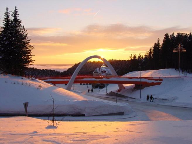 Pogostite.ru - На семи холмах | Ханты-Мансийск | Биатлонная трасса | Горнолыжный спуск | Включён завтрак #45