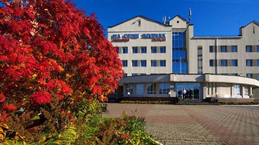 Pogostite.ru - На семи холмах | Ханты-Мансийск | Биатлонная трасса | Горнолыжный спуск | Включён завтрак #28