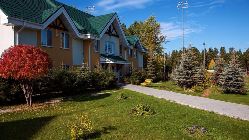 Pogostite.ru - На семи холмах | Ханты-Мансийск | Биатлонная трасса | Горнолыжный спуск | Включён завтрак #31