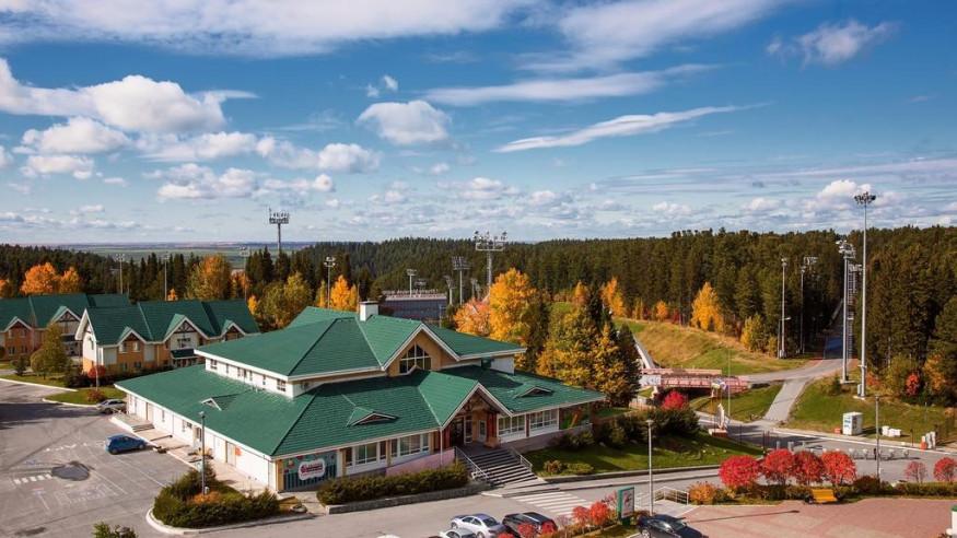 Pogostite.ru - На семи холмах | Ханты-Мансийск | Биатлонная трасса | Горнолыжный спуск | Включён завтрак #36
