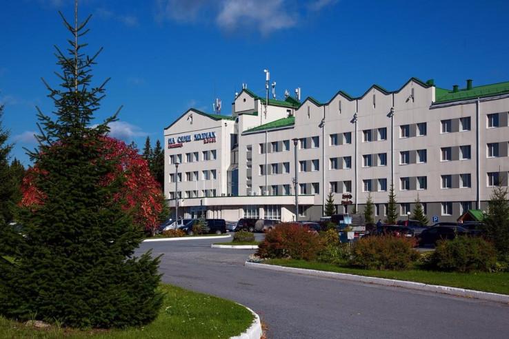 Pogostite.ru - На семи холмах | Ханты-Мансийск | Биатлонная трасса | Горнолыжный спуск | Включён завтрак #37