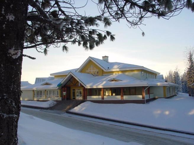 Pogostite.ru - На семи холмах | Ханты-Мансийск | Биатлонная трасса | Горнолыжный спуск | Включён завтрак #43