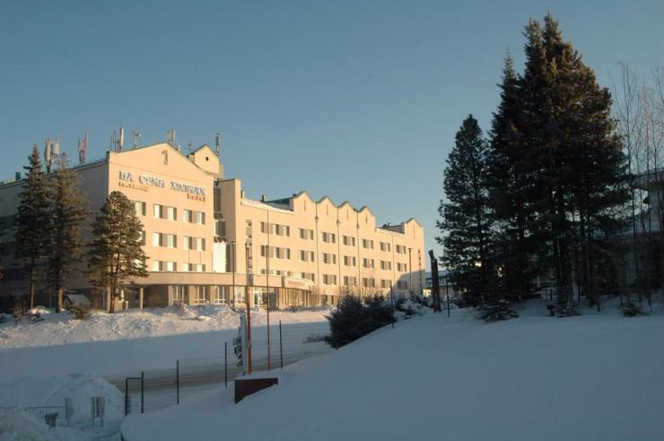 Pogostite.ru - На семи холмах | Ханты-Мансийск | Биатлонная трасса | Горнолыжный спуск | Включён завтрак #44