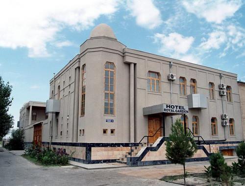 Pogostite.ru - РОЯЛ ГАРДЕН (Бахара, район аэропорта) #1
