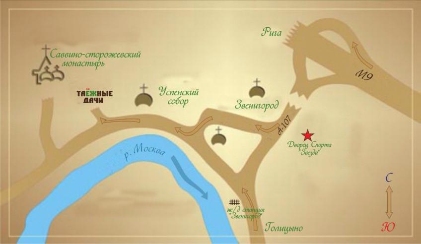 Pogostite.ru - ТАЕЖНЫЕ ДАЧИ Коттеджи   Можайское шоссе   Бассейн   Каток #45