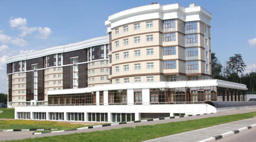 Pogostite.ru - Гринвуд | Экспоцентр | Парковка #1
