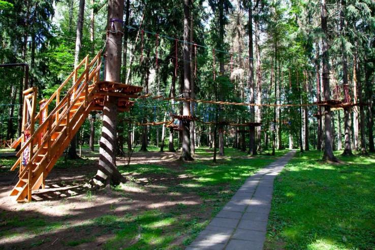 Pogostite.ru - CRONWELL PARK АВАНТЕЛЬ ИСТРА | Бассейн с аквагорками | Детский клуб | Оборудованный пляж #33