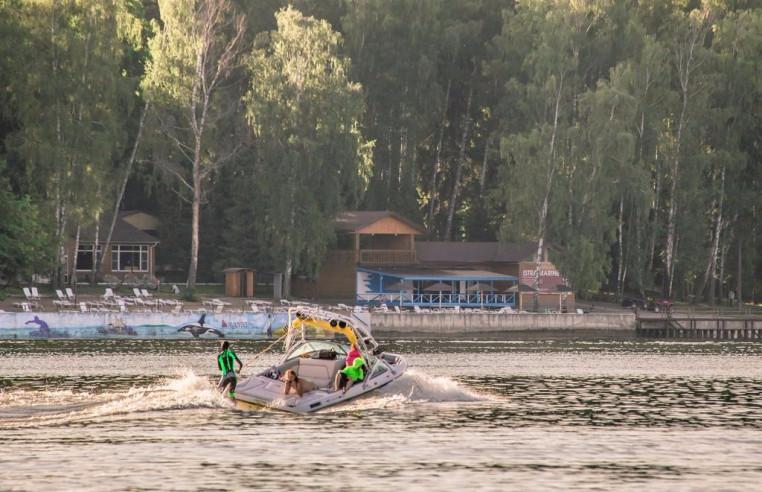 Pogostite.ru - CRONWELL PARK АВАНТЕЛЬ ИСТРА   Бассейн с аквагорками   Детский клуб   Оборудованный пляж #31