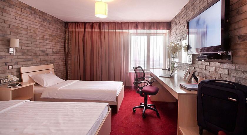 Pogostite.ru - Маринс Парк Отель Новосибирск | г. Новосибирск | Парковка | CПА-ЦЕНТР #19