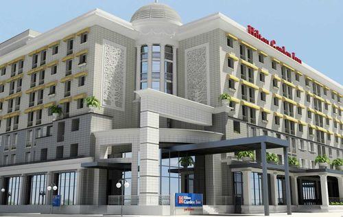 Pogostite.ru - ХИЛТОН ГАРДЕН ИНН Hilton Garden Inn (Краснодар, центр) #1
