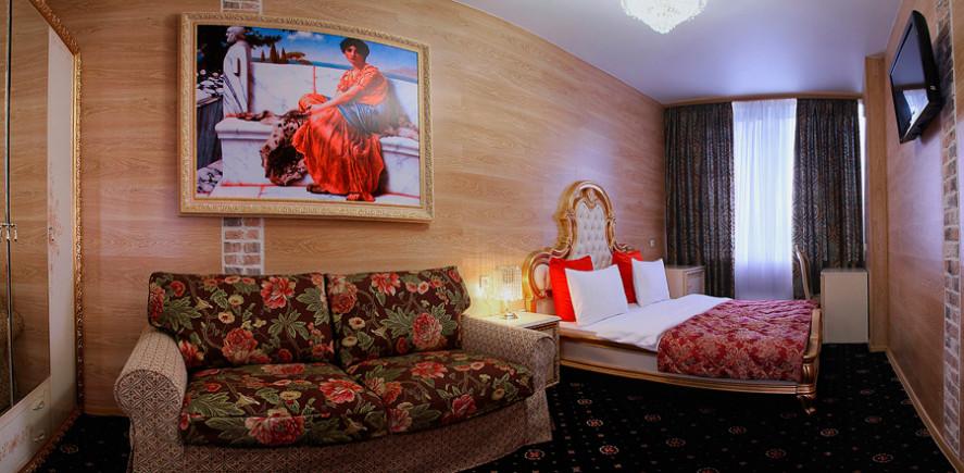 Pogostite.ru - Гранд Отель Белорусская #10