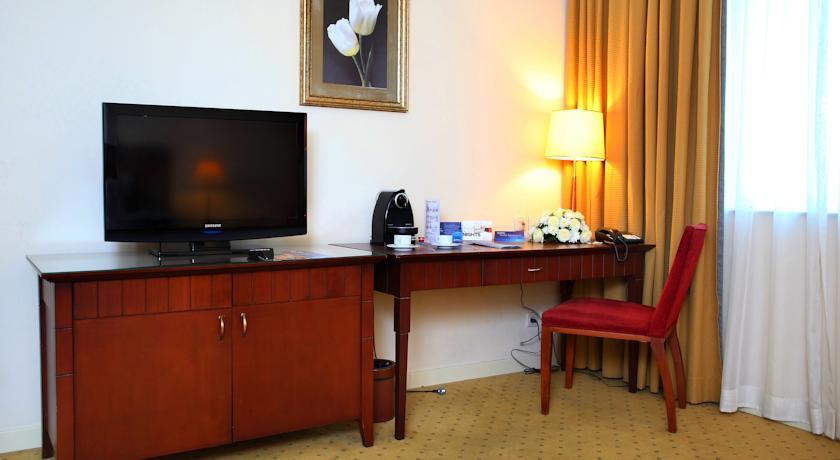 Pogostite.ru - РЭДИССОН БЛЮ - Radisson Blu Hotel | Узбекистан, г. Ташкент | В центре | Фитнес-центр #9