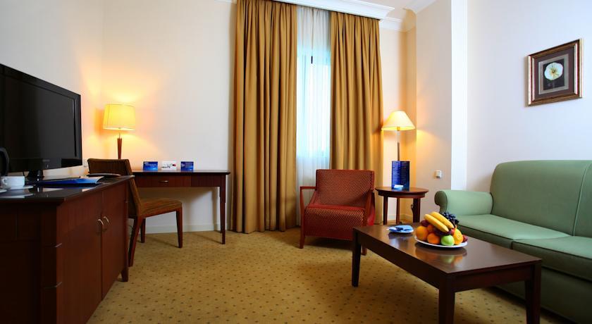 Pogostite.ru - РЭДИССОН БЛЮ - Radisson Blu Hotel | Узбекистан, г. Ташкент | В центре | Фитнес-центр #21