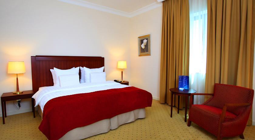 Pogostite.ru - РЭДИССОН БЛЮ - Radisson Blu Hotel | Узбекистан, г. Ташкент | В центре | Фитнес-центр #19