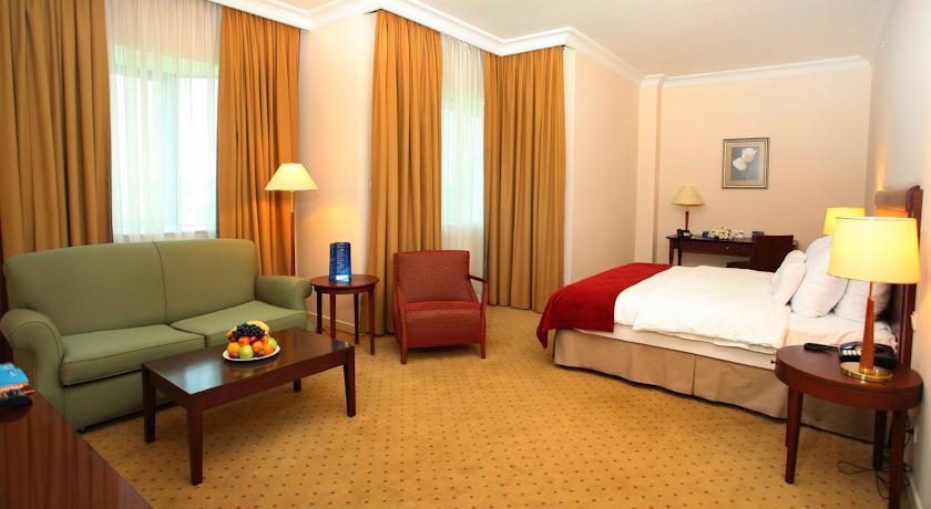Pogostite.ru - РЭДИССОН БЛЮ - Radisson Blu Hotel | Узбекистан, г. Ташкент | В центре | Фитнес-центр #16