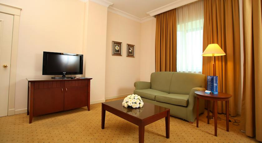 Pogostite.ru - РЭДИССОН БЛЮ - Radisson Blu Hotel | Узбекистан, г. Ташкент | В центре | Фитнес-центр #13