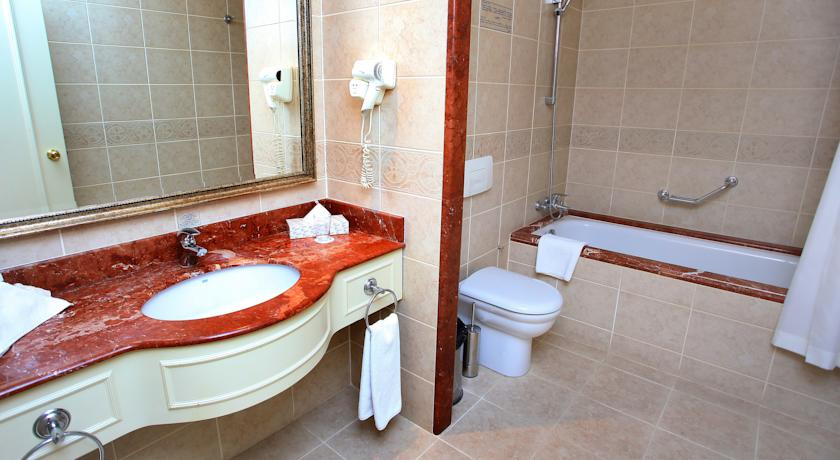 Pogostite.ru - РЭДИССОН БЛЮ - Radisson Blu Hotel | Узбекистан, г. Ташкент | В центре | Фитнес-центр #17